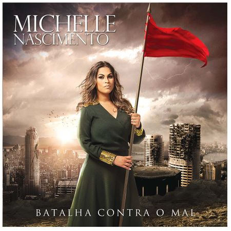 cd michelle nascimento batalha contra o mal play back