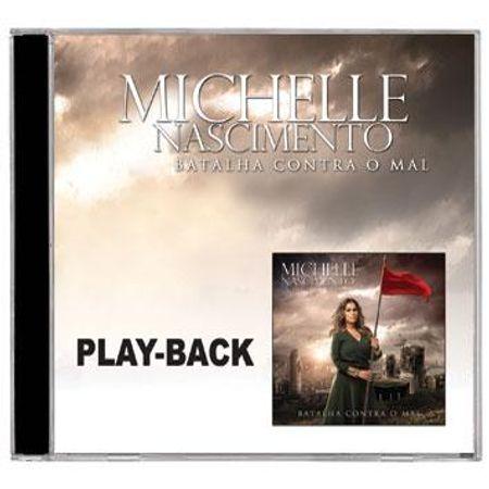 Playback-Michelle-Nascimento-Batalha-contra-o-mal