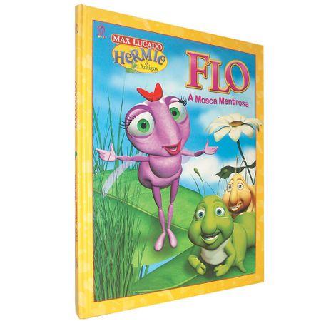 Hermie-Flo-a-Mosca-Mentirosa
