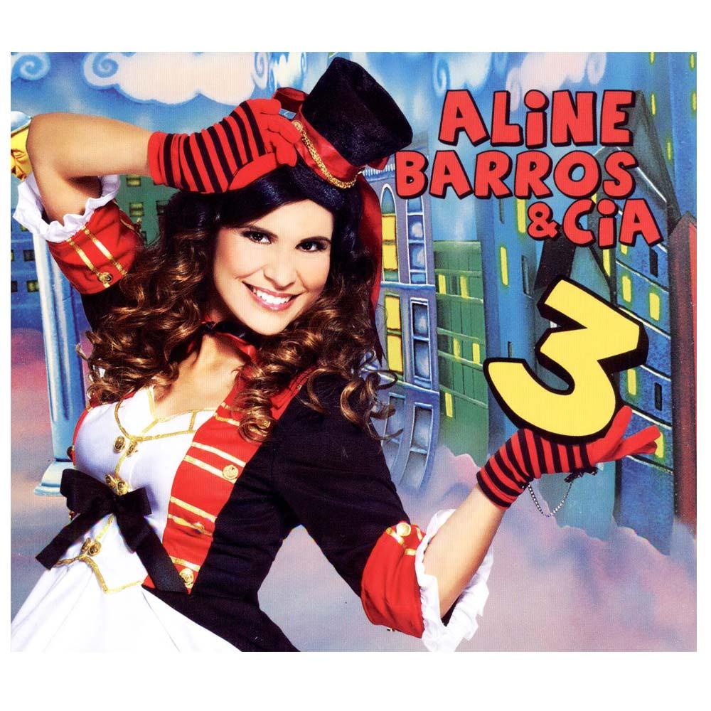 Aline Barros Aline Barros & Cia 2 cd aline barros & cia 3  livraria 100% cristão