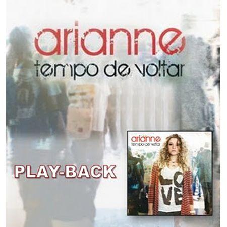 Playback-Arianne-Tempo-de-voltar