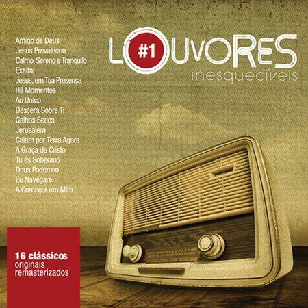 CD-Louvores-Inesqueciveis-Volume-1