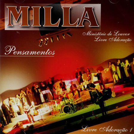 CD-Banda-Milla-Pensamentos