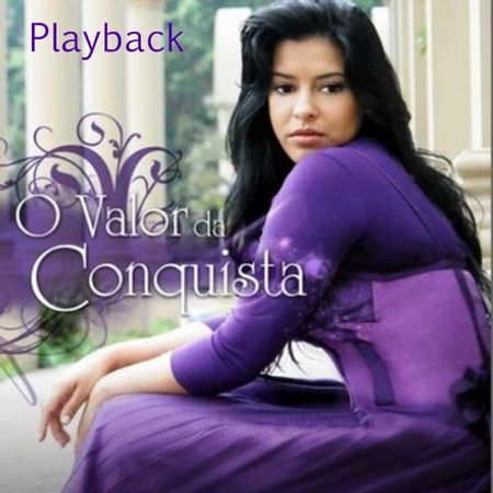 CD-Celia-Sakamoto-O-Valor-da-Conquista--Playback-