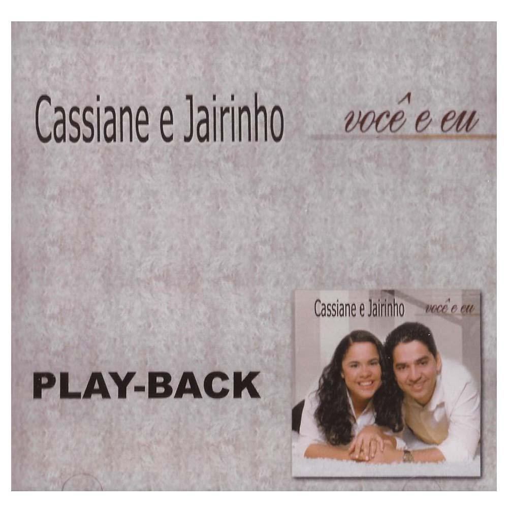 CD Cassiane e Jairinho Você e Eu (Play-Back) | Livraria 100% Cristão -  cemporcentocristao Mobile