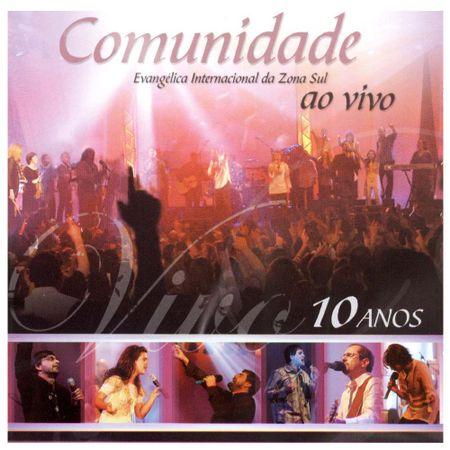 CD-Comunidade-Internacional-da-Zona-Sul-Ao-vivo