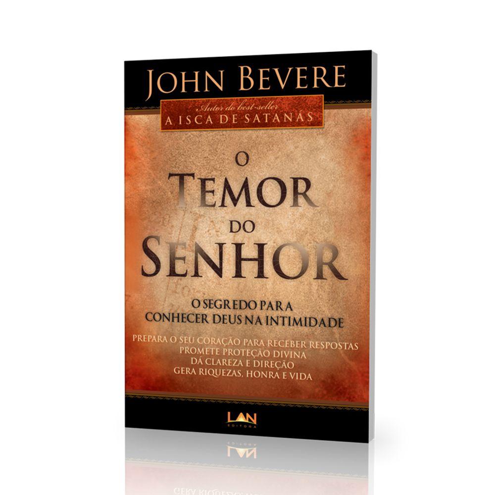 O Temor do Senhor | Livraria 100% Cristão - cemporcentocristao