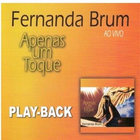 Playback-Fernanda-Brum-Apenas-um-toque