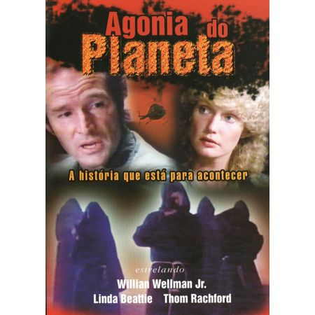 DVD-Agonia-do-Planeta