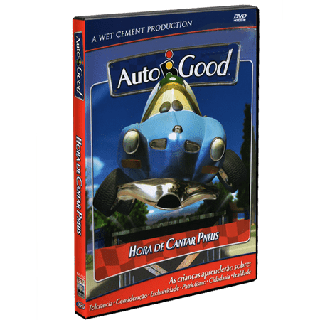 DVD-Auto-B-Good-Hora-de-Cantar-Pneus