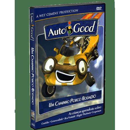 DVD-Auto-B-Good-Um-Caminho-Pouco-Rodado