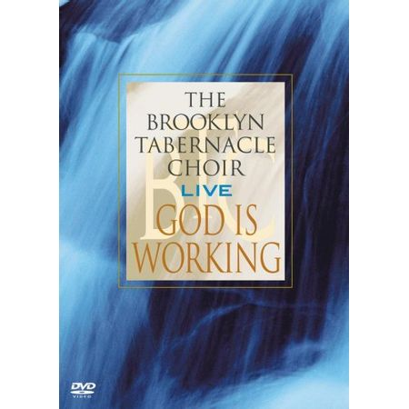 DVD-The-Brooklyn-Tabernacle-Choir-God-Is-Working--Ao-Vivo-