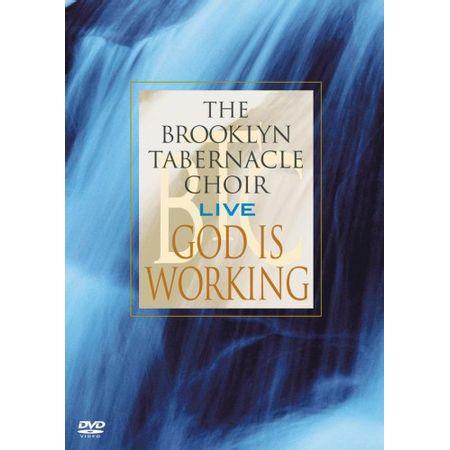 DVD-The-Brooklyn-Tabernacle-Choir-God-Is-Working--Ao-Vivo-