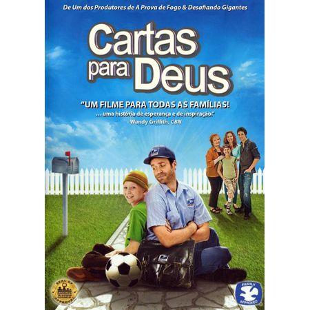 DVD-Cartas-Para-Deus