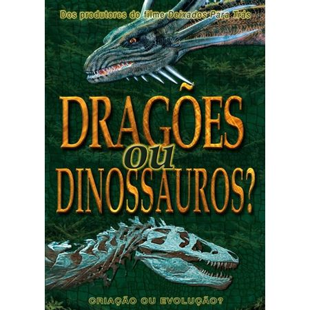 DVD-Dragoes-ou-Dinossauros