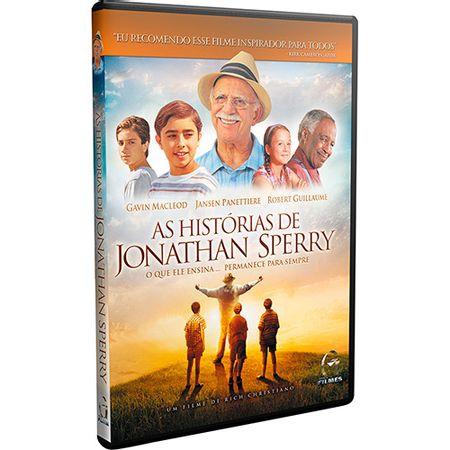 DVD-As-Historias-de-Jonathan-Sperry