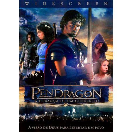DVD-Pendragon-A-Heranca-de-um-Guerreiro