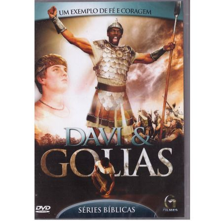 DVD-Davi-e-Golias