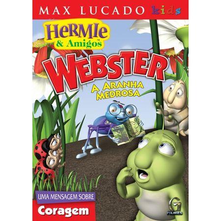 DVD-Hermie-e-Amigos-A-Aranha-Medrosa