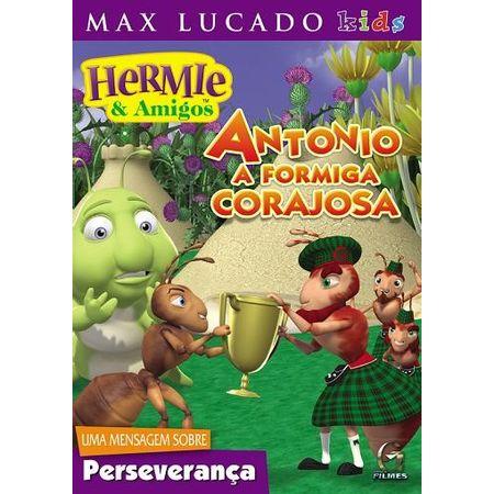 DVD-Hermie-e-Amigos-Antonio-a-Formiga-Corajosa