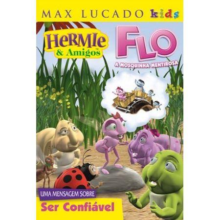 DVD-Hermie-e-Amigos-Flo-a-Mosquinha-Mentirosa