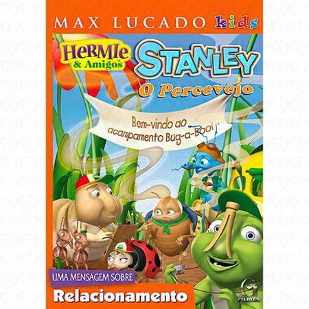 DVD-Hermie-e-Amigos-Stanley-o-Persevejo