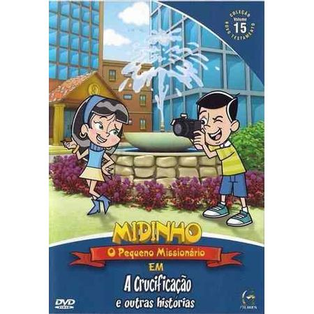 DVD-Midinho-O-Pequeno-Missionario-NT-Volume-15