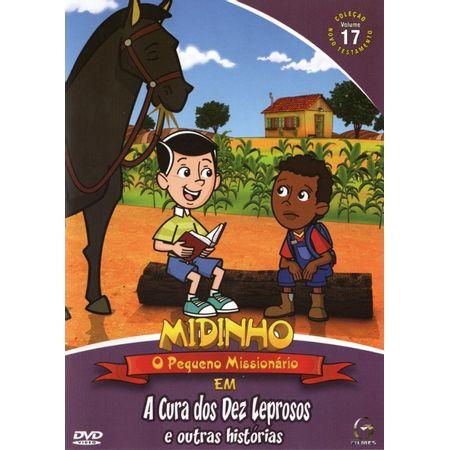 DVD-Midinho-O-Pequeno-Missionario-NT-Volume-17