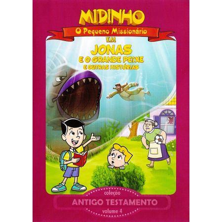 DVD-Midinho-O-Pequeno-Missionario-NT-Volume-14