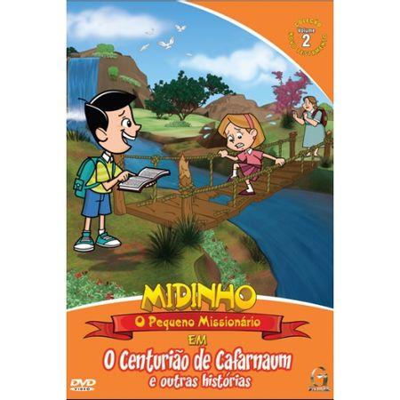 DVD-Midinho-O-Pequeno-Missionario-NT-Volume-2