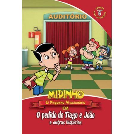 DVD-Midinho-O-Pequeno-Missionario-NT-Volume-6