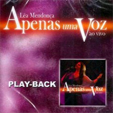 Playback-Lea-Mendonca-Apenas-uma-voz