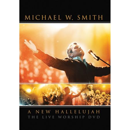 DVD-Michael-W-Smith-A-New-Hallelujah-The-Live-Worship