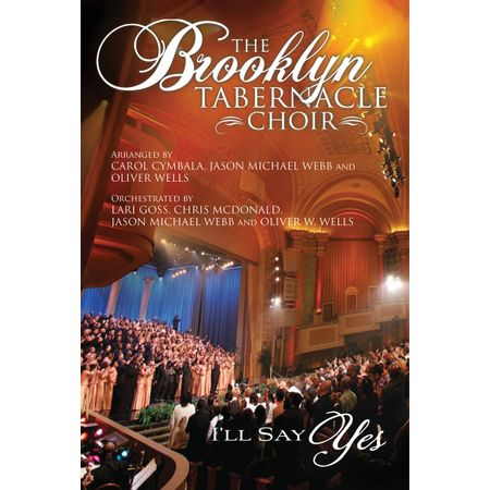 DVD-The-Brooklyn-Tabernacle-Choir-I-ll-Say-Yes