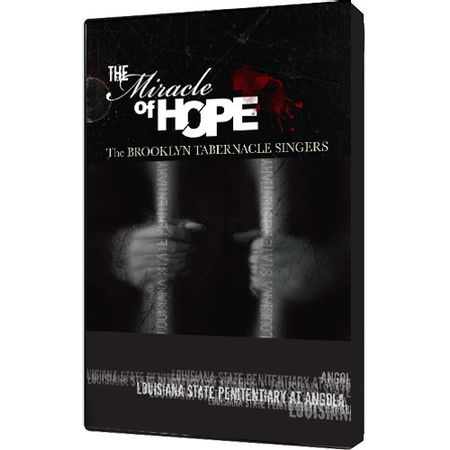 DVD-The-Brooklyn-Tabernacle-Singers-The-Miracle-Of-Hope