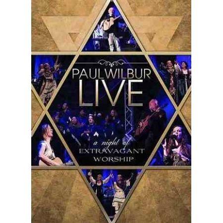 DVD-Paul-Wilbur-Live-A-Night-Of-Extravagant-Worship