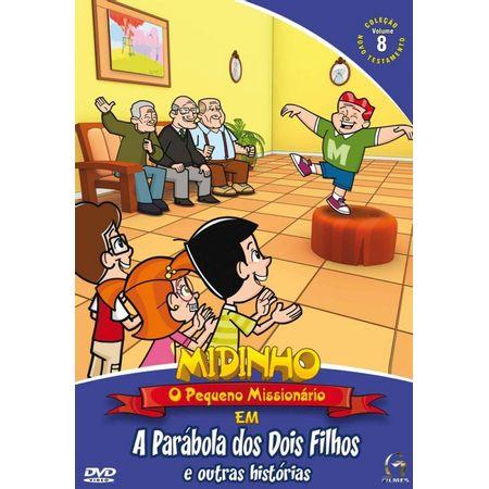 DVD-Midinho-O-Pequeno-Missionario-NT-Volume-8