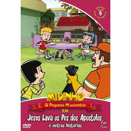 DVD-Midinho-O-Pequeno-Missionario-NT-Volume-9