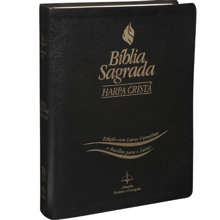 Biblia-Sagrada-Grande-com-Harpa-Crista