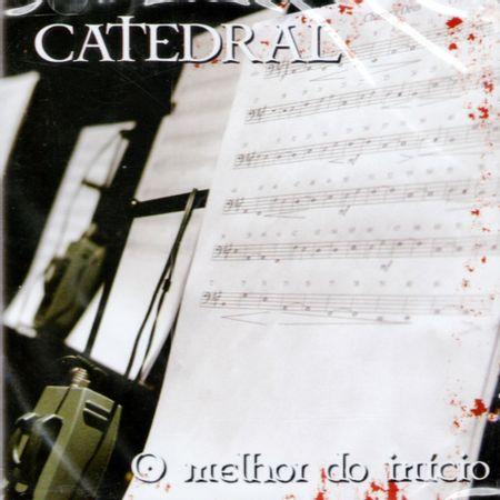 CD-Catedral-O-Melhor-do-Inicio-