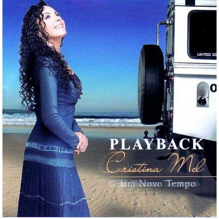 CD-Cristina-Mel-Um-Novo-Tempo--Playback-