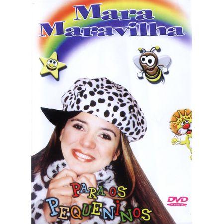 DVD-Mara-Maravilha-Novo-Para-os-Pequeninos