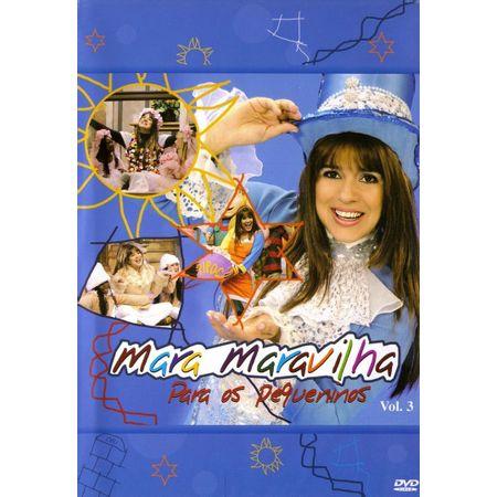 DVD-Mara-Maravilha-Para-os-Pequeninos-Volume-3