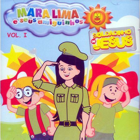 CD-Mara-Lima-e-Seus-Amiguinhos-Volume-1