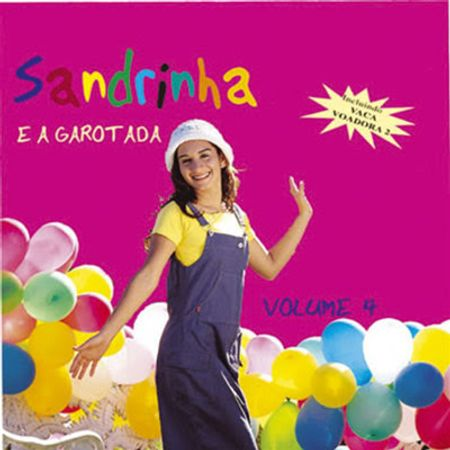 CD-Sandrinha-e-a-Garotada-Volume-4