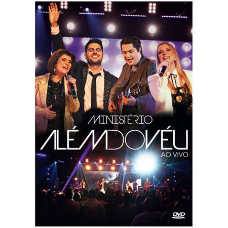 DVD-Ministerio-Alem-do-veu-Ao-vivo