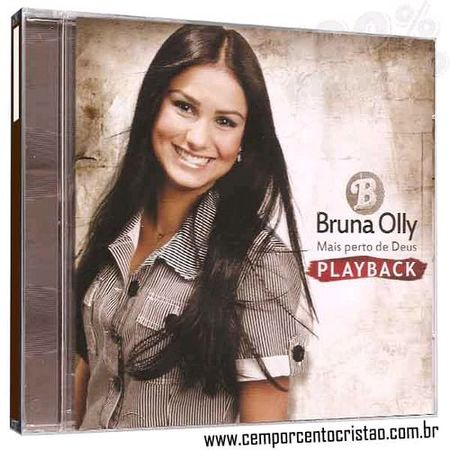 CD-Bruna-Olly-Mais-Perto-de-Deus--PlayBack-