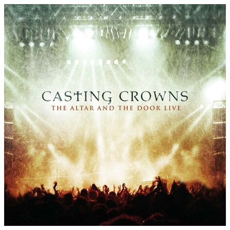 CD-DVD-Casting-Crowns-The-altar-and-the-door