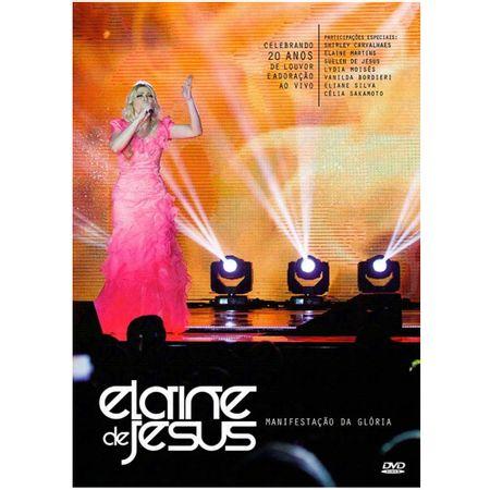 DVD-Elaine-de-Jesus-Manifestacao-da-Gloria