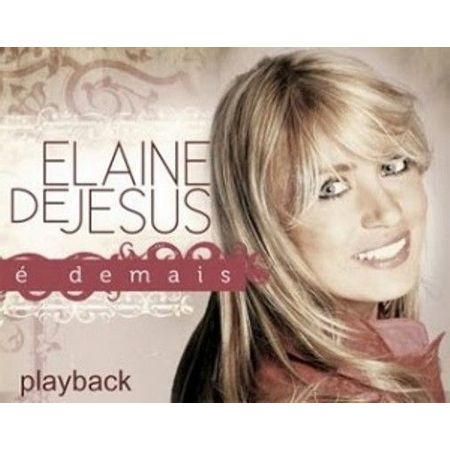 cd-elaine-de-jesus-e-demais-playback